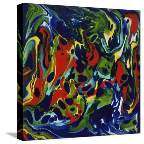 Liquid Industrial IIII - Canvas XX-Hilary Winfield-Stretched Canvas Print