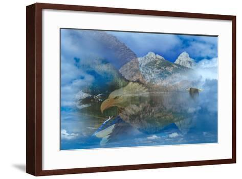 Dreamscape-Gordon Semmens-Framed Art Print