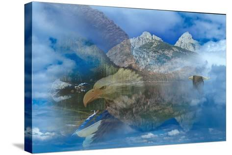 Dreamscape-Gordon Semmens-Stretched Canvas Print