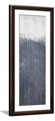 Lithosphere 78 - Canvas V-Hilary Winfield-Framed Art Print