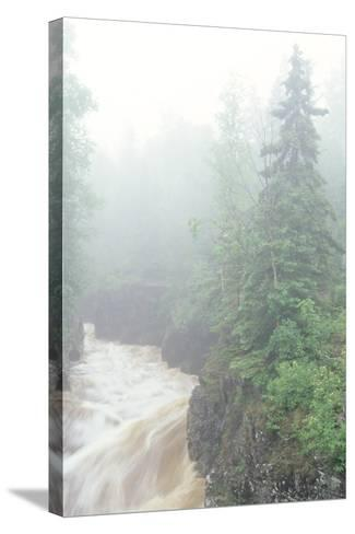 Lake Superior 17-Gordon Semmens-Stretched Canvas Print