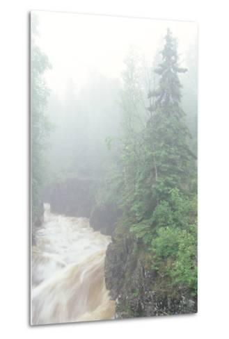 Lake Superior 17-Gordon Semmens-Metal Print