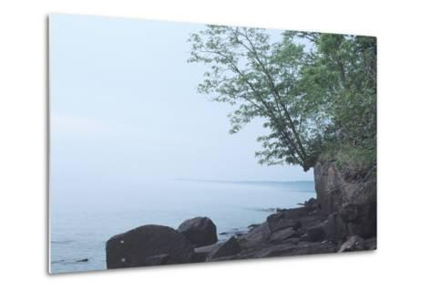 Lake Superior 05-Gordon Semmens-Metal Print