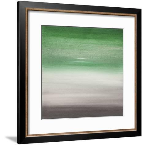 Sunsets - Canvas 3-Hilary Winfield-Framed Art Print