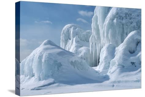Lake Superior 19-Gordon Semmens-Stretched Canvas Print