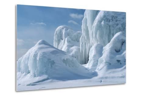 Lake Superior 19-Gordon Semmens-Metal Print