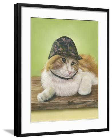 Tumbletot-Janet Pidoux-Framed Art Print
