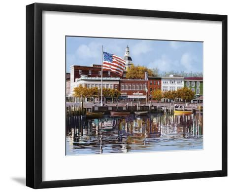Annapolis-Guido Borelli-Framed Art Print