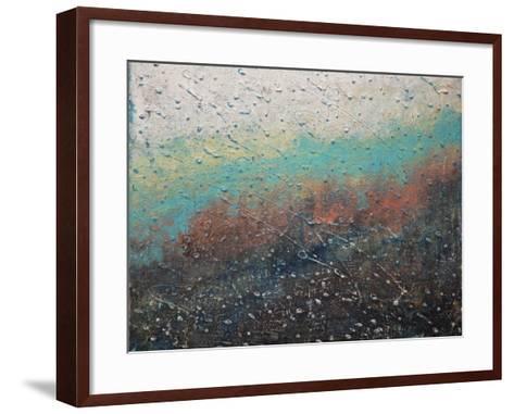Interplanetary Medium-Hilary Winfield-Framed Art Print