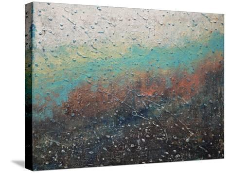 Interplanetary Medium-Hilary Winfield-Stretched Canvas Print