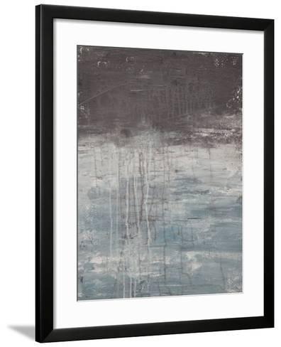Lithosphere 89 - Canvas 3-Hilary Winfield-Framed Art Print