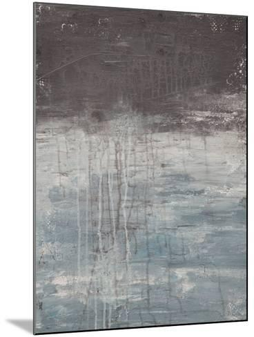 Lithosphere 89 - Canvas 3-Hilary Winfield-Mounted Giclee Print