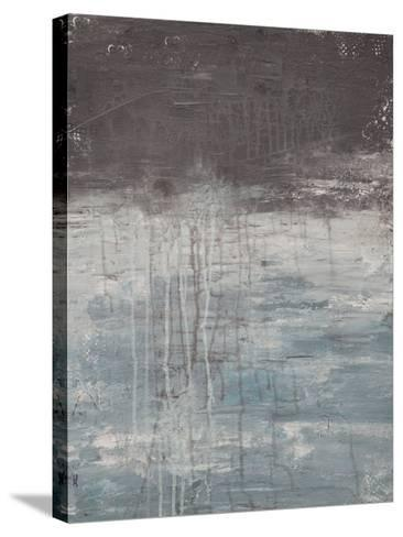 Lithosphere 89 - Canvas 3-Hilary Winfield-Stretched Canvas Print