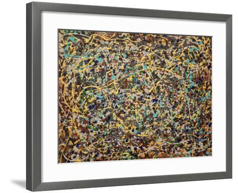 Spin 1-Hilary Winfield-Framed Art Print