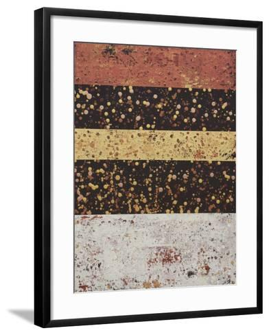 Elements XII-Hilary Winfield-Framed Art Print