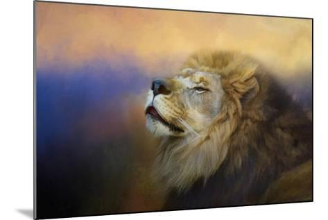 Do Lions Go to Heaven-Jai Johnson-Mounted Giclee Print