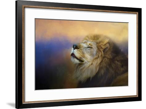 Do Lions Go to Heaven-Jai Johnson-Framed Art Print