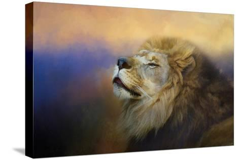 Do Lions Go to Heaven-Jai Johnson-Stretched Canvas Print