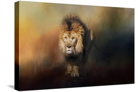 On the Hunt-Jai Johnson-Stretched Canvas Print