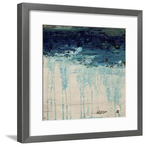 Canvas 2 Lithosphere 115-Hilary Winfield-Framed Art Print