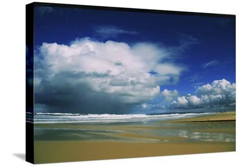 Beach Tales 2-Incredi-Stretched Canvas Print