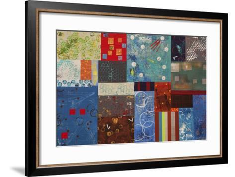 Elements XVI-Hilary Winfield-Framed Art Print