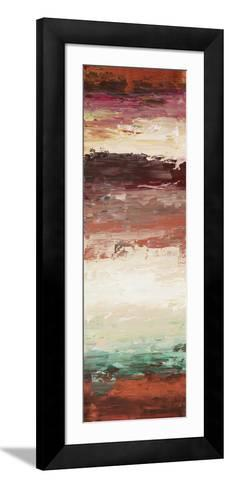 Up with the Sun - Canvas 2-Hilary Winfield-Framed Art Print