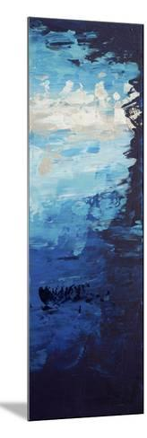 Blue Skies - Canvas 3-Hilary Winfield-Mounted Giclee Print