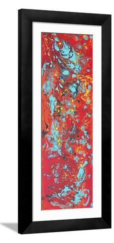 Tropical Haze II - Canvas III-Hilary Winfield-Framed Art Print