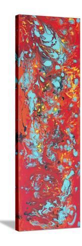 Tropical Haze II - Canvas III-Hilary Winfield-Stretched Canvas Print
