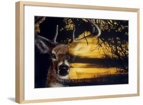 Staying Safe-Gordon Semmens-Framed Art Print