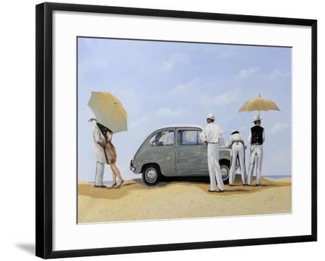 La 600-Guido Borelli-Framed Art Print