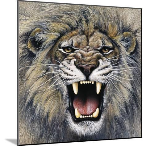 Lion-Harro Maass-Mounted Giclee Print
