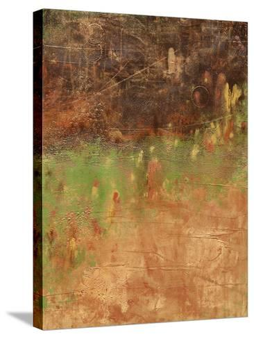 Modern Industrial 1-Hilary Winfield-Stretched Canvas Print