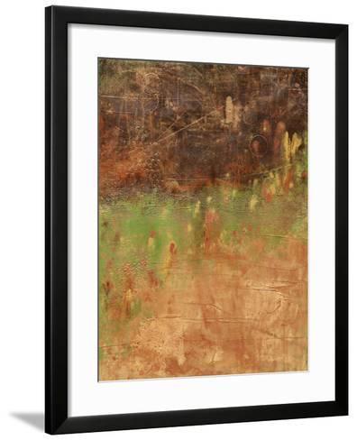 Modern Industrial 1-Hilary Winfield-Framed Art Print