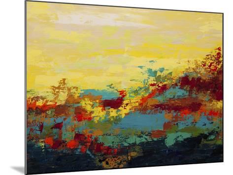 Desert Oasis-Hilary Winfield-Mounted Giclee Print
