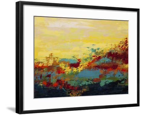 Desert Oasis-Hilary Winfield-Framed Art Print