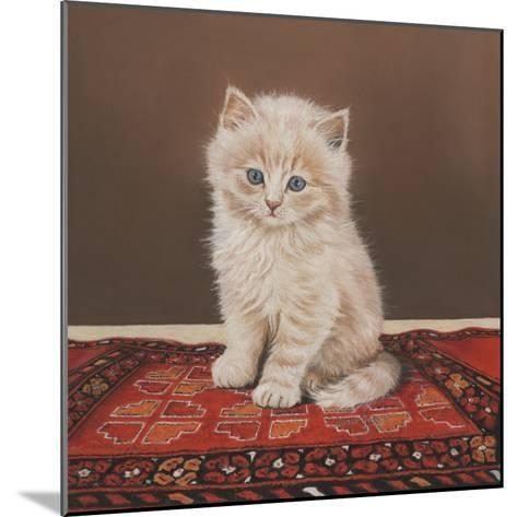 Fluffy-Janet Pidoux-Mounted Giclee Print