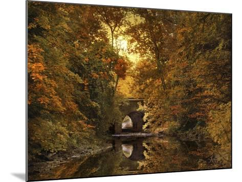 Reflections on October-Jessica Jenney-Mounted Giclee Print