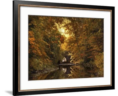 Reflections on October-Jessica Jenney-Framed Art Print