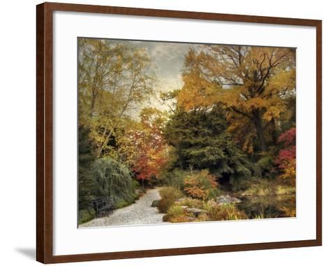 Japanese Rock Garden 2-Jessica Jenney-Framed Art Print