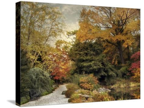 Japanese Rock Garden 2-Jessica Jenney-Stretched Canvas Print