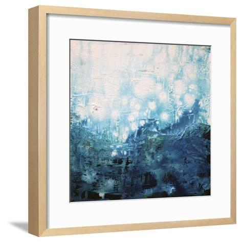 Lithosphere 105-Hilary Winfield-Framed Art Print