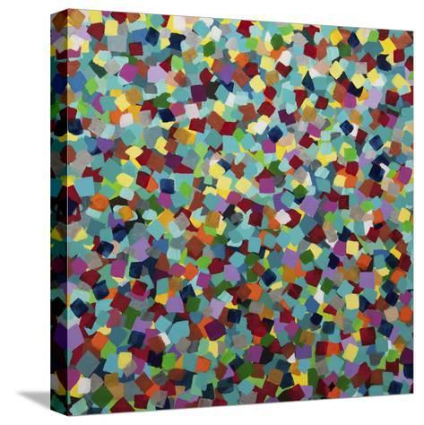 Fascination 3-Hilary Winfield-Stretched Canvas Print
