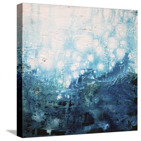 Lithosphere 105-Hilary Winfield-Stretched Canvas Print