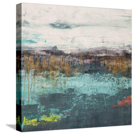 Lakeside-Hilary Winfield-Stretched Canvas Print