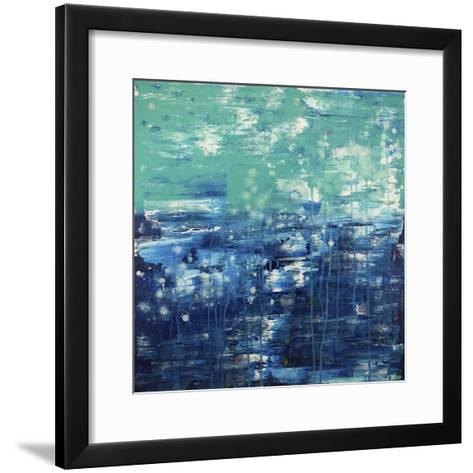 Lithosphere 112-Hilary Winfield-Framed Art Print
