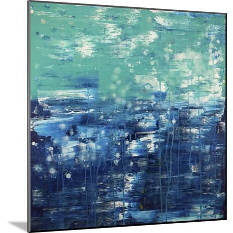 Lithosphere 112-Hilary Winfield-Mounted Giclee Print