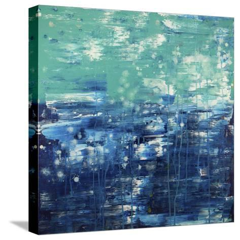 Lithosphere 112-Hilary Winfield-Stretched Canvas Print