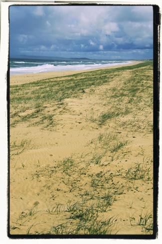 Postcard from Australia-Incredi-Stretched Canvas Print